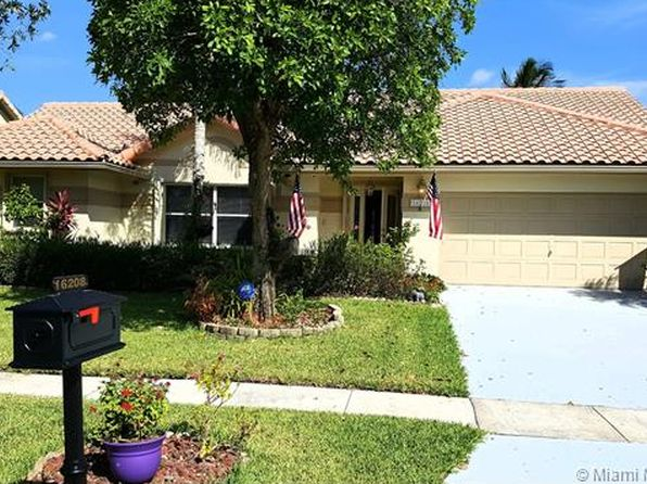 4 bed 2 bath Single Family at 16208 NW 15th St Pembroke Pines, FL, 33028 is for sale at 445k - 1 of 23