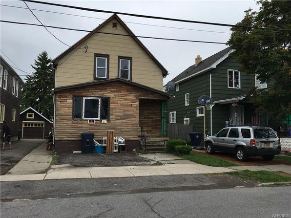 null bed null bath Multi Family at 27 Grape Ave Buffalo, NY, 14218 is for sale at 35k - google static map