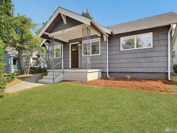 3 bed 2 bath Single Family at 4617 Tacoma Ave S Tacoma, WA, 98408 is for sale at 240k - 1 of 13