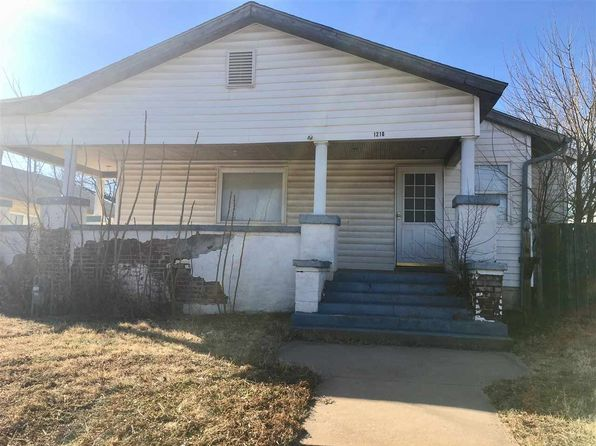2 bed 2 bath Single Family at 1210 N Grand St Enid, OK, 73701 is for sale at 25k - google static map