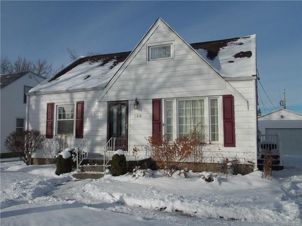 3 bed 1 bath Single Family at 166 Mcconkey Dr Buffalo, NY, 14223 is for sale at 135k - 1 of 22