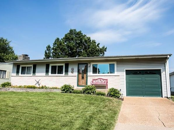 3 bed 2 bath Single Family at 10543 CRECELIUS DR SAINT LOUIS, MO, 63123 is for sale at 165k - 1 of 20