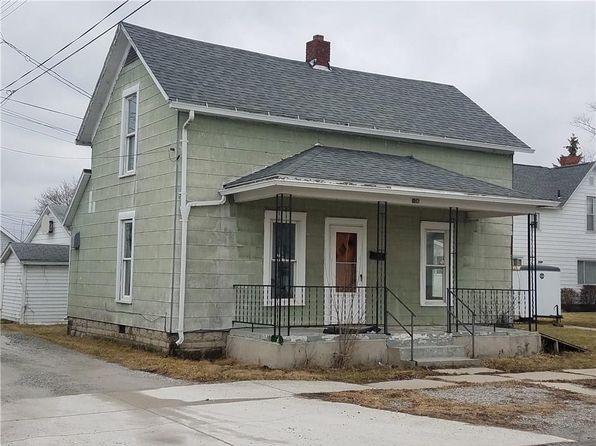 2 bed 1 bath Single Family at 106 W Plum St Wapakoneta, OH, 45895 is for sale at 43k - google static map