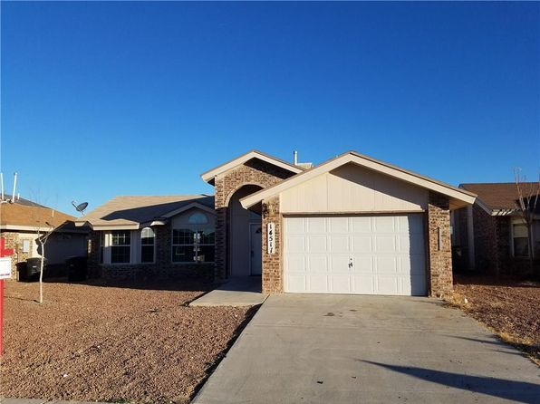 4 bed 2 bath Single Family at 14517 Desierto Bello Ave El Paso, TX, 79928 is for sale at 100k - 1 of 6