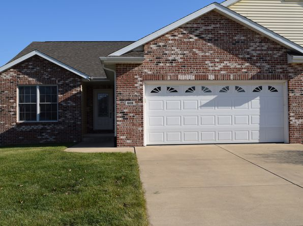 3 bed 2 bath Single Family at 608 Heathrow Ln Rochester, IL, 62563 is for sale at 200k - 1 of 5