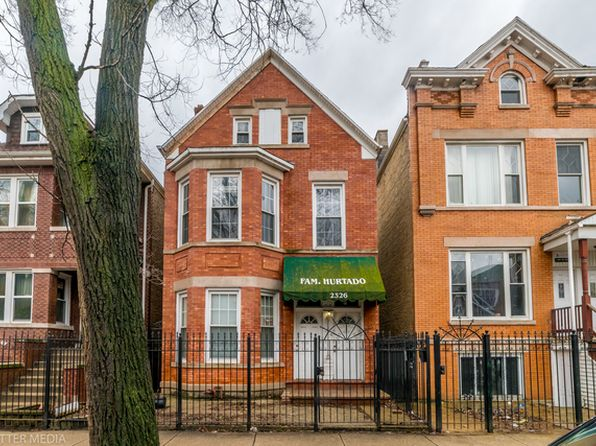 6 bed 3 bath Multi Family at 2326 S Trumbull Ave Chicago, IL, 60623 is for sale at 185k - 1 of 15