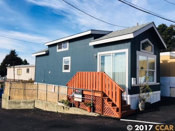 2 bed 1 bath Mobile / Manufactured at 2990 San Pablo Dam Rd San Pablo, CA, 94803 is for sale at 100k - 1 of 12
