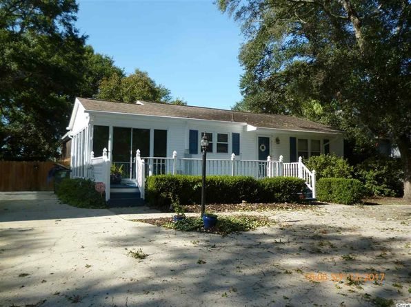 2 bed 2 bath Single Family at 4512 Harrison St North Myrtle Beach, SC, 29582 is for sale at 225k - 1 of 19