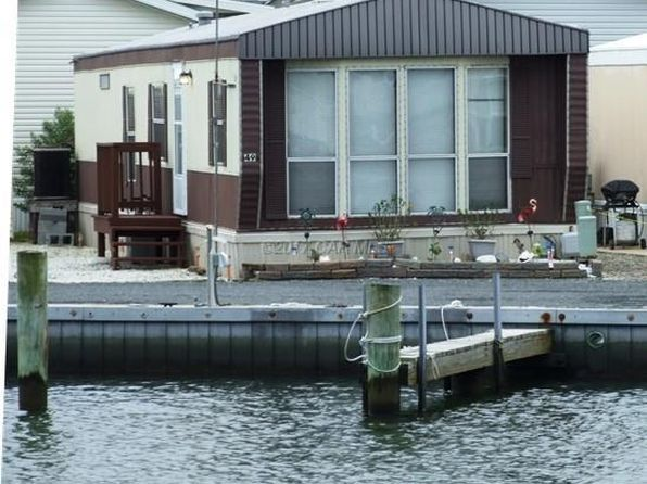 2 bed 1 bath Mobile / Manufactured at 49 CANAL OVERLOOK LN OCEAN CITY, MD, 21842 is for sale at 115k - 1 of 21