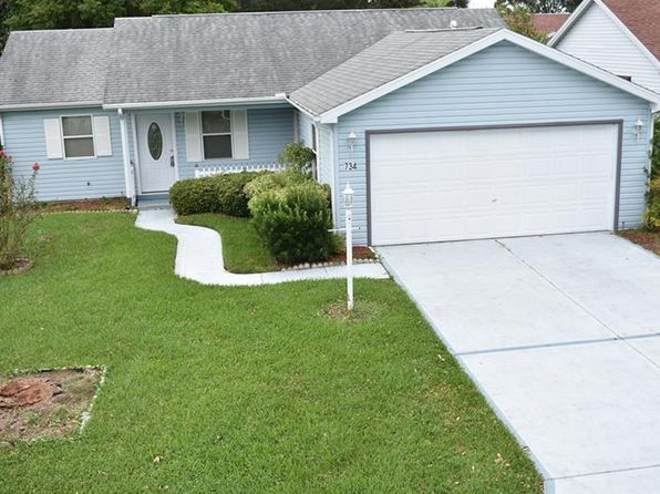 2 bed 2 bath Single Family at 734 Cortez Ave Lady Lake, FL, 32159 is for sale at 165k - 1 of 24