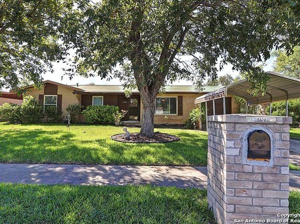 4 bed 2 bath Single Family at 4434 Tropical Dr San Antonio, TX, 78218 is for sale at 155k - 1 of 25