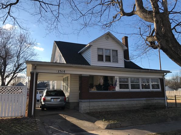 5 bed 2 bath Single Family at 1705 S 11th St Terre Haute, IN, 47802 is for sale at 56k - 1 of 6