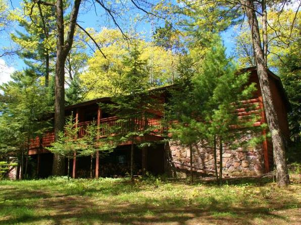 3 bed 2 bath Single Family at 1489 Fawn Lake Rd Saint Germain, WI, 54558 is for sale at 195k - 1 of 17