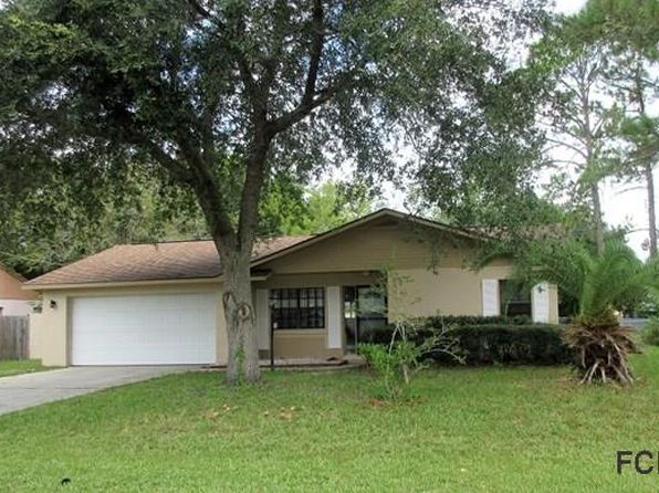 3 bed 2 bath Single Family at 119 BERKSHIRE LN PALM COAST, FL, 32137 is for sale at 154k - 1 of 14