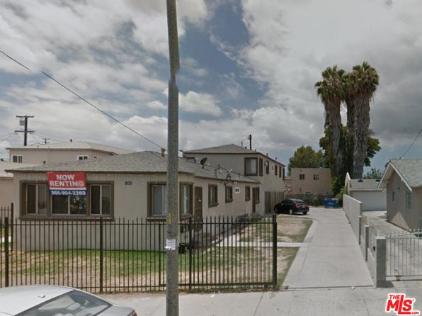 4 bed 4 bath Multi Family at 805 N Tamarind Ave Compton, CA, 90220 is for sale at 499k - 1 of 8
