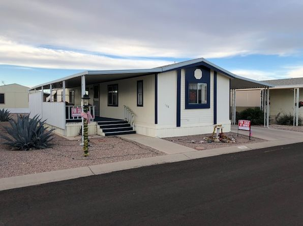 2 bed 2 bath Mobile / Manufactured at 450 W Sunwest Dr Casa Grande, AZ, 85122 is for sale at 23k - 1 of 12