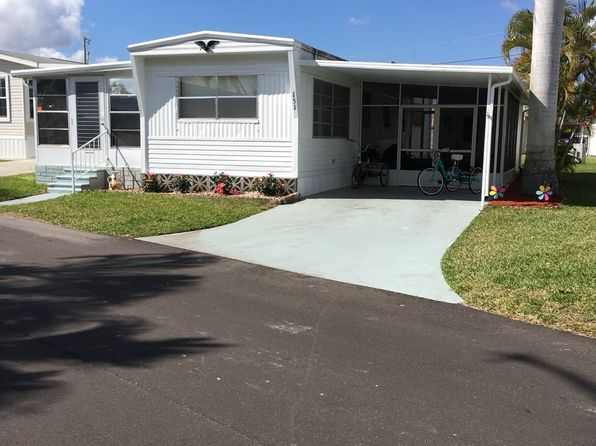 1 bed 1 bath Mobile / Manufactured at 151 SUN CIR FORT MYERS, FL, 33905 is for sale at 11k - 1 of 7
