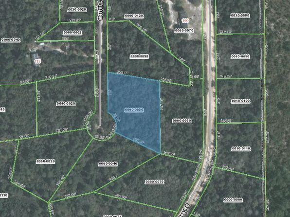 null bed null bath Vacant Land at 0 Merrill Ct Florahome, FL, 32140 is for sale at 15k - google static map