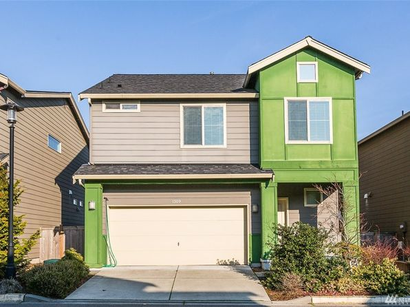 4 bed 3 bath Condo at 1309 158th St SW Lynnwood, WA, 98087 is for sale at 495k - 1 of 25