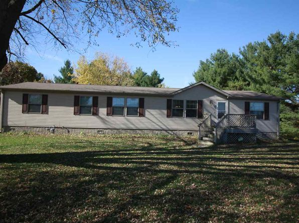 3 bed 2 bath Mobile / Manufactured at 521 S Brewer St Manchester, IA, 52057 is for sale at 249k - 1 of 20