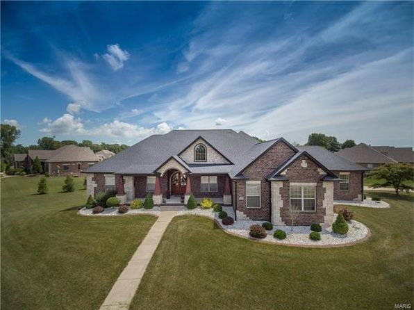 5 bed 5 bath Single Family at 1435 S Clinton Rd Caseyville, IL, 62232 is for sale at 699k - 1 of 39