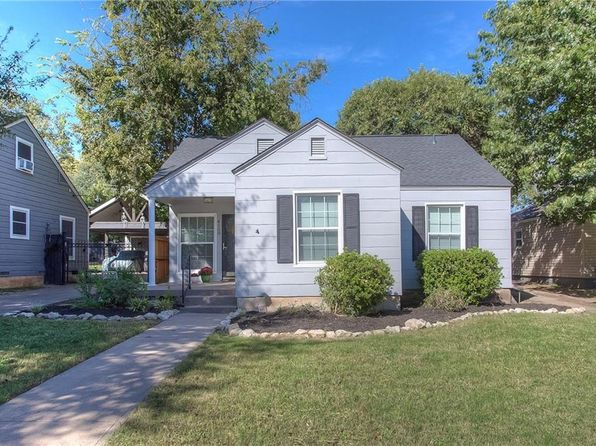 3 bed 1 bath Single Family at 4108 Donnelly Ave Fort Worth, TX, 76107 is for sale at 225k - 1 of 35
