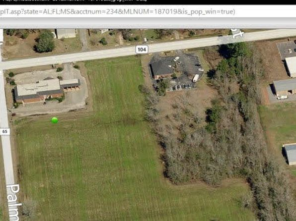 null bed null bath Vacant Land at 0 Palmer St Robertsdale, AL, 36567 is for sale at 39k - google static map