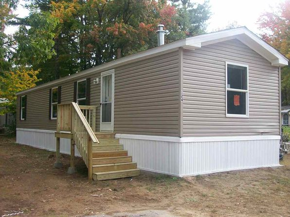 2 bed 1 bath Mobile / Manufactured at 124 Pineland Park Rd Milton, NH, 03851 is for sale at 46k - 1 of 18