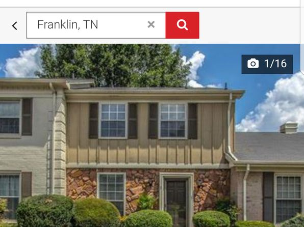 3 bed 3 bath Condo at 1011 Murfreesboro Rd Franklin, TN, 37064 is for sale at 210k - google static map