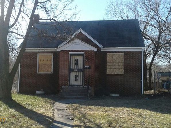 2 bed 1 bath Single Family at 5001 W 7th Ave Gary, IN, 46406 is for sale at 13k - google static map