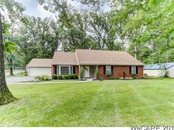 4 bed 3 bath Single Family at 3853 Maple Dr Lima, OH, 45805 is for sale at 162k - 1 of 25
