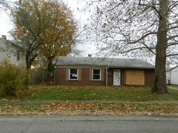 3 bed 1 bath Single Family at 3721 CHATEAU LN INDIANAPOLIS, IN, 46226 is for sale at 95k - 1 of 8