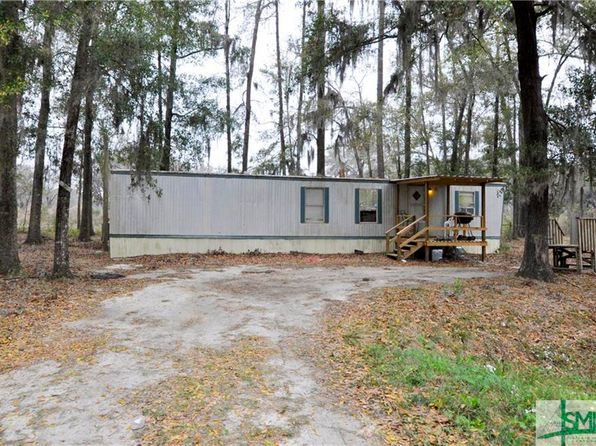 2 bed 1 bath Mobile / Manufactured at 35 Bartram Ave Midway, GA, 31320 is for sale at 30k - 1 of 7