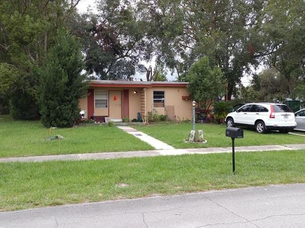 1 bed 1 bath Single Family at 817 Rockhill St Deltona, FL, 32725 is for sale at 75k - google static map