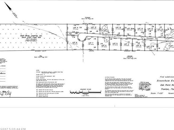 null bed null bath Vacant Land at 13 Stoneham Way Trenton, ME, 04605 is for sale at 38k - 1 of 10