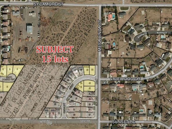 null bed null bath Vacant Land at Undisclosed Address Victorville, CA, 92392 is for sale at 585k - 1 of 7