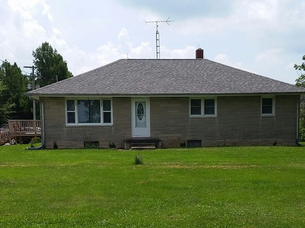 3 bed 2 bath Single Family at 4697 E Gings Rd Rushville, IN, 46173 is for sale at 115k - 1 of 22