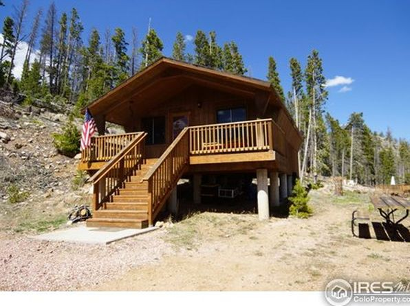 2 bed 1 bath Single Family at 1418 JICARILLA TRL RED FEATHER LAKES, CO, 80545 is for sale at 155k - 1 of 21