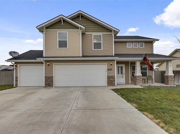 4 bed 2.5 bath Single Family at 670 SW Foley St Mountain Home, ID, 83647 is for sale at 212k - 1 of 23