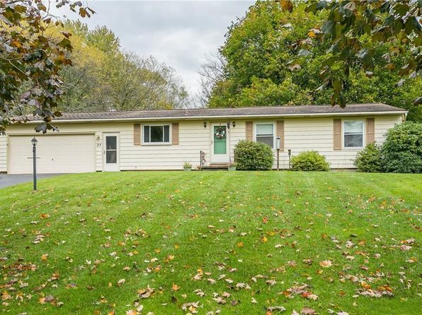 3 bed 2 bath Single Family at 25 Woodcrest Cir Fairport, NY, 14450 is for sale at 170k - 1 of 21