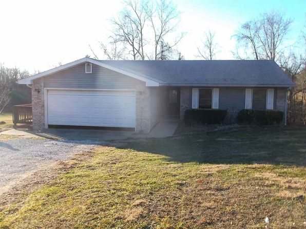 3 bed 2 bath Single Family at 8551 W 600 Cmn French Lick, IN, 47432 is for sale at 140k - 1 of 5