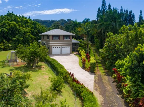 3 bed 3 bath Single Family at 6355-A Opaekaa Rd Kapaa, HI, 96746 is for sale at 897k - 1 of 24