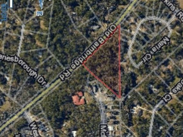 null bed null bath Vacant Land at  Xxx Old Bainbridge Rd Tallahassee, FL, 32303 is for sale at 133k - 1 of 12