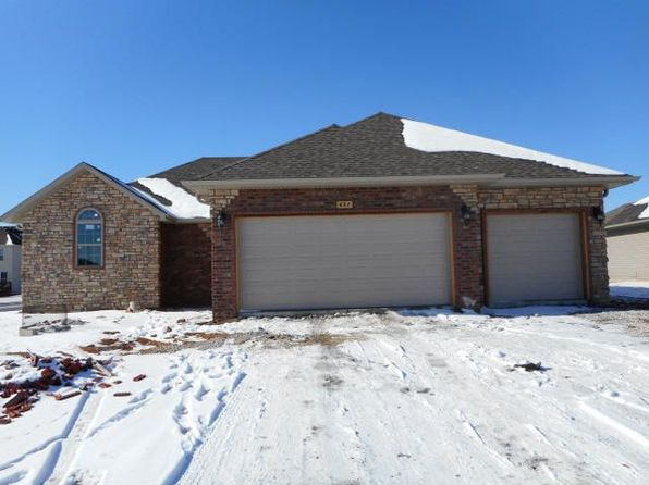 4 bed 2 bath Single Family at 657 N Galileo Dr Nixa, MO, 65714 is for sale at 190k - 1 of 9
