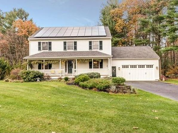 4 bed 2.5 bath Single Family at 13 Jarvis Way Westford, MA, 01886 is for sale at 739k - 1 of 29