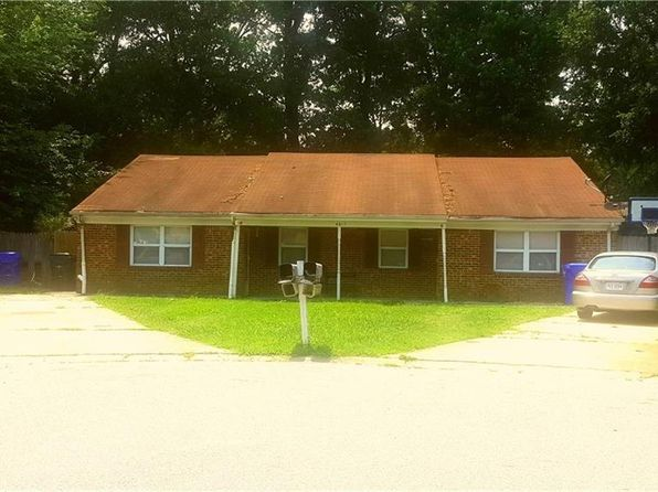 null bed null bath Multi Family at 4617 Hardy Dr Suffolk, VA, 23435 is for sale at 129k - google static map