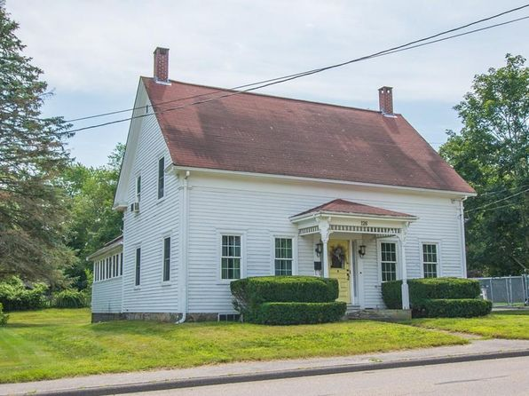 4 bed 2 bath Single Family at 126 Oak St Taunton, MA, 02780 is for sale at 270k - 1 of 30