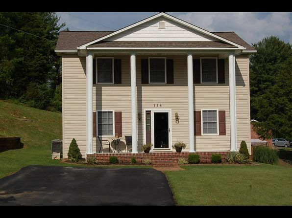 3 bed 3 bath Single Family at 114 Lawson Ln Cedar Bluff, VA, 24609 is for sale at 166k - 1 of 10