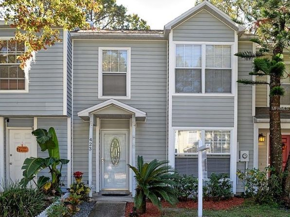 2 bed 2 bath Townhouse at 423 Green Spring Cir Winter Springs, FL, 32708 is for sale at 140k - 1 of 25