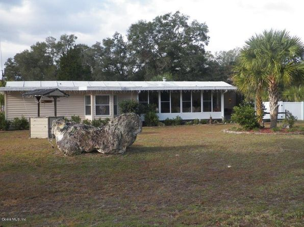 2 bed 2 bath Single Family at 18904 SW 109th St Dunnellon, FL, 34432 is for sale at 95k - 1 of 48
